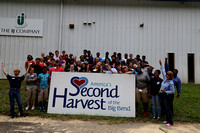 Summer Youth Second Harvest- June 12, 2105