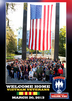 Operation Thank You: Welcome Home Vietnam Veterans - March 30, 2013