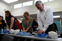 CPR and AED Training - March 3, 2016