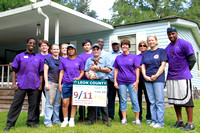 9/11 Day of Remembrance & Service Housing Repair Project - September 4, 2013